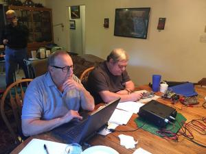 North American QSO Party 2017
